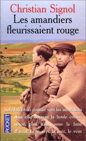 9782266104111: Les Amandiers Fleurissaient Rouges