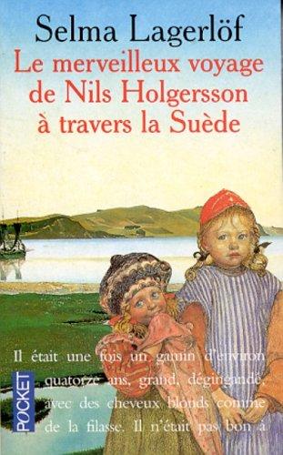 9782266104456: Le merveilleux voyage de Nils Holgerson � travers la Su�de