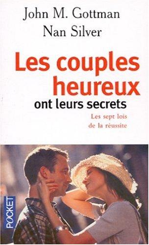 9782266104913: Les couples heureux ont leurs secrets