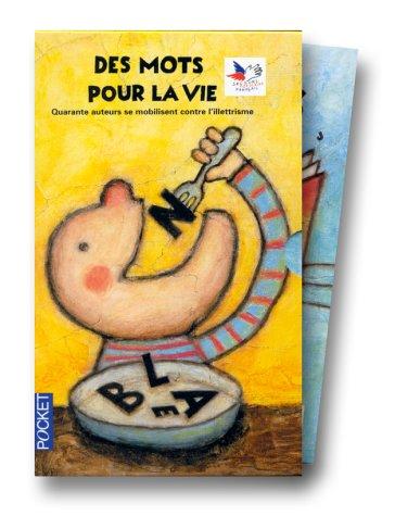 9782266106368: Des Mots pour la vie : Coffret 3 volumes