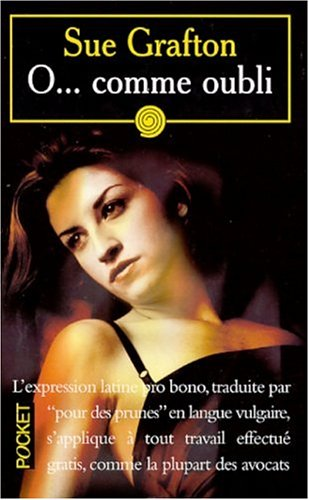 9782266106443: O...Comme Oubli (French Edition)