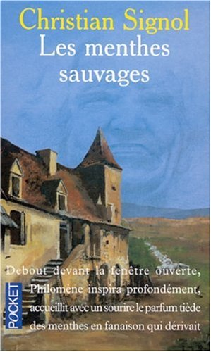 9782266106696: Les Menthes Sauvages (French Edition)