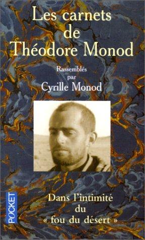 9782266106801: Les carnets de Théodore Monod