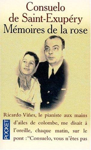 9782266107648: Mémoires de la rose