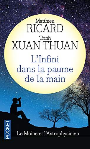 9782266108614: L'Infini dans la paume de la main - Le moine et l'astrophysicien