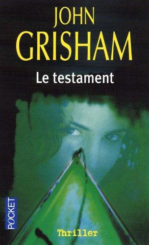 9782266110594: Le Testament