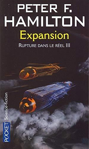 9782266111201: L'Aube de la nuit, tome 1 - Rupture dans le réel, volume 3 : Expansion