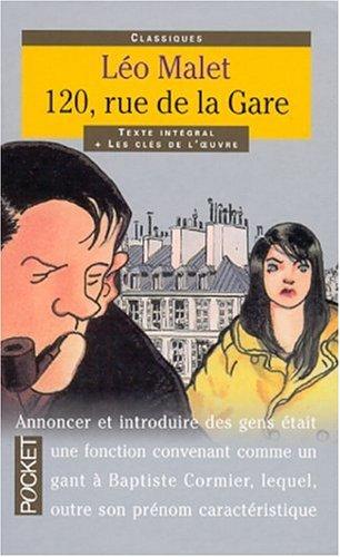 9782266111287: 120 Rue De LA Gare (French Edition)