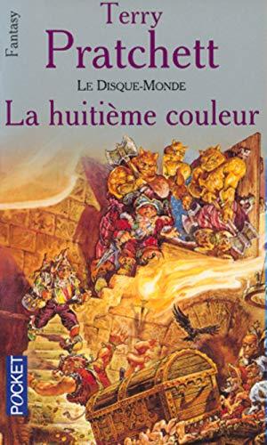 9782266111409: Les Annales du Disque-Monde, Tome 1 : La Huitième couleur
