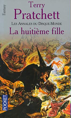 9782266111515: Les Annales du Disque-Monde, Tome 3 : La Huitième fille
