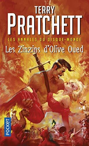 9782266111966: Les annales du Disque-Monde, Tome 10 : Les zinzins d'Olive Oued (Pocket Science-fiction)
