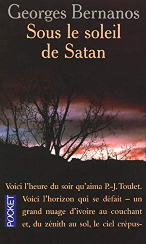 9782266112321: SOUS LE SOLEIL DE SATAN