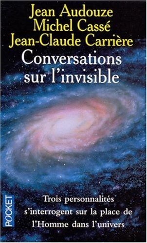 9782266112697: Conversations sur l'invisible