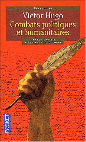 9782266118446: Combats politiques et humanitaires
