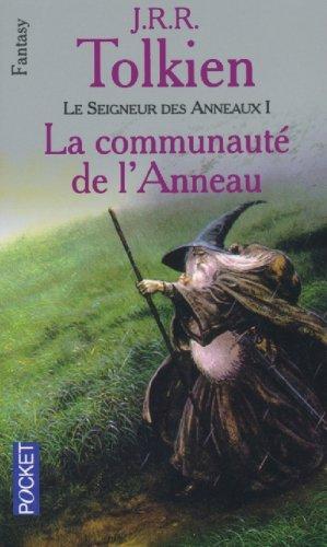 9782266120999: Le seigneur des anneaux Tome 1 : La communauté de l'anneau