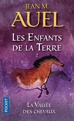 9782266122139: LA Vallee Des Chevaux: Les Enfants de La Terre 2 / Valley of the Horses (French Edition)