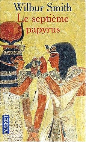 9782266122481: Le septième papyrus