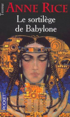 9782266124010: Le sortilège de Babylone