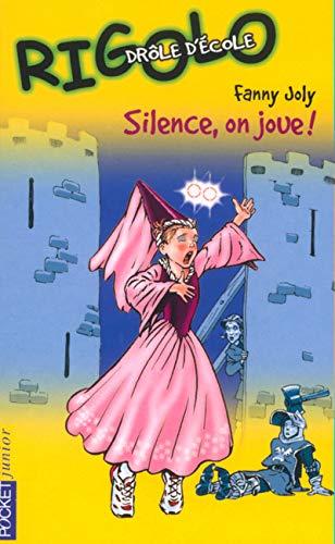 9782266124980: Rigolo drôle d'école, tome 5 : Silence ! On joue !