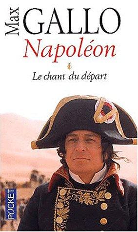 9782266127417: Napoléon : Tome 1, Le chant du départ