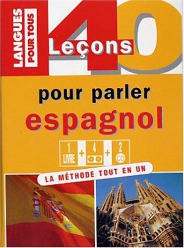 9782266128650 40 Lecons Pour Parler Espagnol Coffret