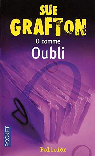 9782266128759: O Comme Oubli (French Edition)