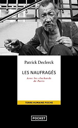 9782266129893: Les naufragés. Avec les clochards de Paris (Pocket Terre Humaine)