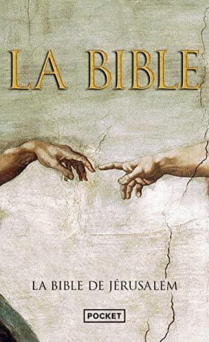 9782266130691: La Bible de Jerusalem (French Edition)