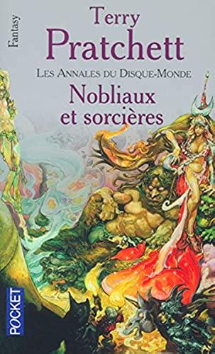 9782266131797: Les Annales du Disque-Monde, Tome 14 : Nobliaux et sorcières