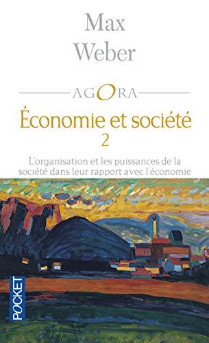 9782266132459: Organisation et puissances de la soci�t� dans leur rapport avec l'�conomie T2
