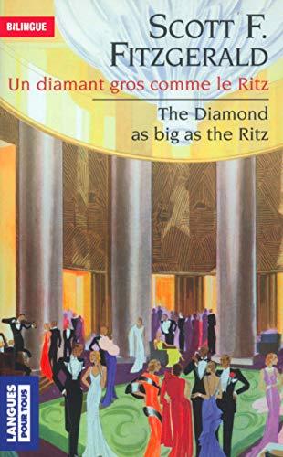 9782266132749: Un diamant gros comme le Ritz, �dition bilingue (anglais/fran�ais)