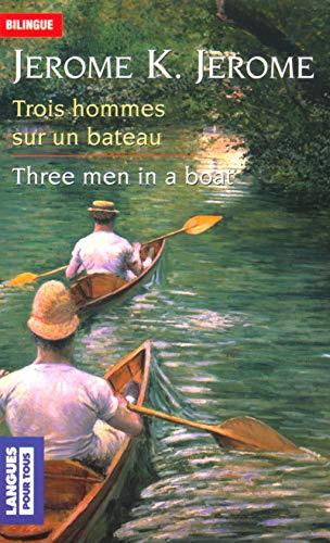 9782266132756: Trois hommes dans un bateau