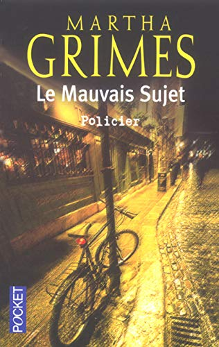 le mauvais sujet (2266133594) by Martha Grimes
