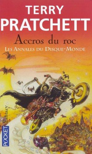 9782266136990: Les Annales du Disque-Monde, Tome 16 : Accros du roc