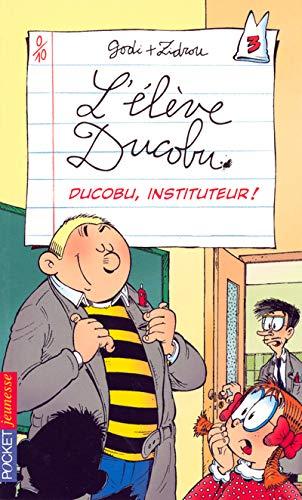 9782266138185: ELEVE DUCOBU T3-DUCOBU,INST..