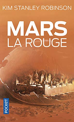 9782266138345: Mars LA Rouge (French Edition)