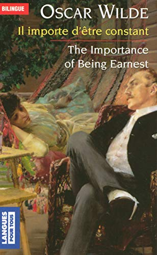 9782266139809: Il importe d'etre constant/The Importance of Being Earnest