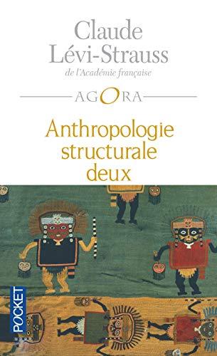 9782266140034: Anthropologie structurale deux (Pocket Agora)