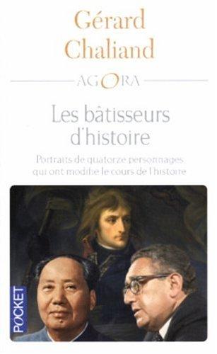 9782266141789: Les Batisseurs D'Histoire (French Edition)