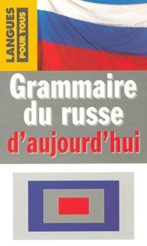 9782266142854: grammaire du russe d'aujourd'hui
