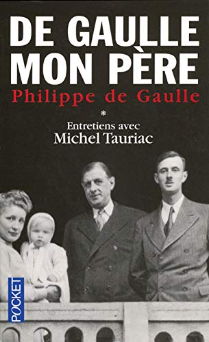 9782266143301: De Gaulle Mon Pere 1 (French Edition)