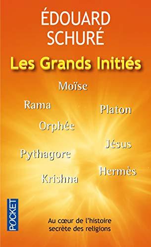 9782266145619: Les grands Initiés (Best)