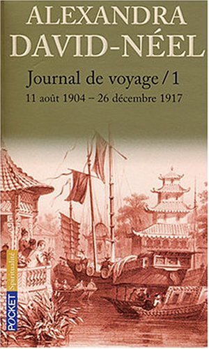 journal de voyage by alexandra david neel abebooks. Black Bedroom Furniture Sets. Home Design Ideas
