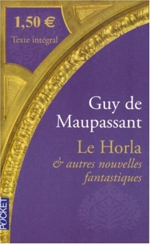 9782266147057: Le Horla : Et autres récits fantastiques (French Edition)