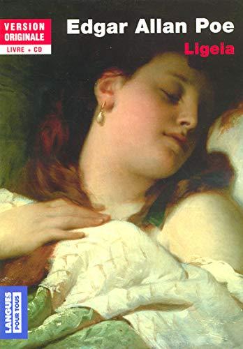 9782266148122: Ligeia : Silence-A fable (1CD audio)