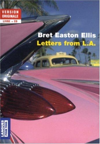 Letters from LA (1CD audio) (Pocket Langues: Bret Easton Ellis