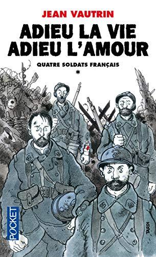 9782266149921: Quatre soldats français