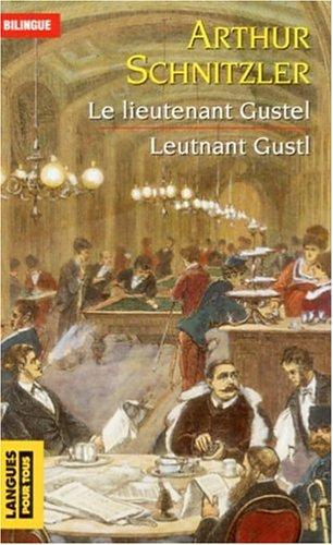 9782266150606: Le lieutenant Gustel : Leutnant Gustl : Edition bilingue français-allemand