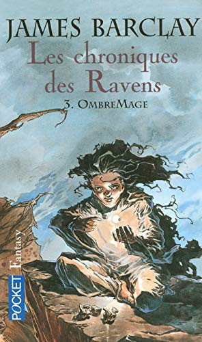 9782266151467: Les chroniques des Ravens, Tome 3 : OmbreMage