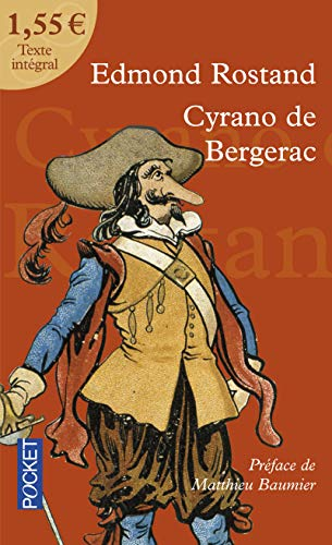 a review of edmond rostands book cyrano de bergerac This is edmond rostand's immortal play in which cyrano de bergerac i'm the author/artist and i want to review cyrano de bergerac: an heroic comedy in five.